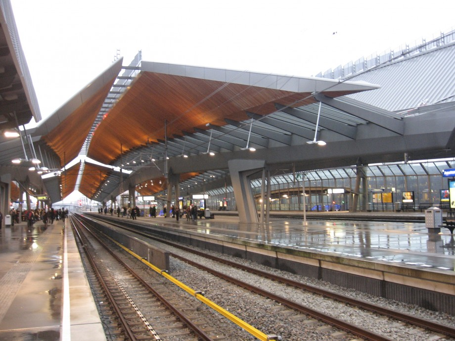 Amsterdam Bijlmer Station